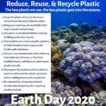 Reduce, Reuse, & Recycle Plastic